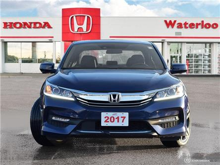 2017 Honda Accord Sport (Stk: u6621) in Waterloo - Image 2 of 27