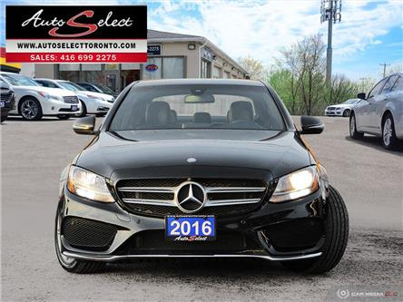 2016 Mercedes-Benz C-Class 4Matic (Stk: 16CM4M2) in Scarborough - Image 2 of 30