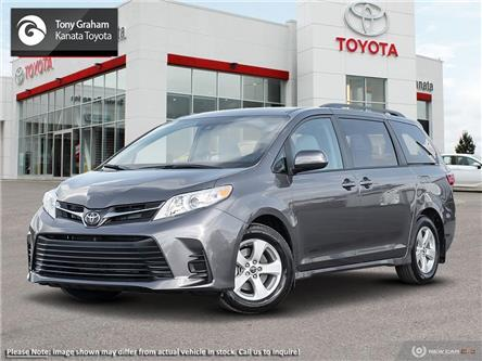 2020 Toyota Sienna LE 8-Passenger (Stk: 90122) in Ottawa - Image 1 of 24