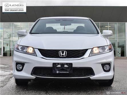 2014 Honda Accord EX-L-NAVI (Stk: P8715A) in Ottawa - Image 2 of 30