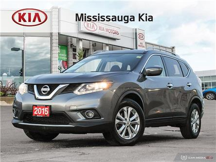 2015 Nissan Rogue SV (Stk: 9670P) in Mississauga - Image 1 of 27