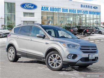 2018 Ford Escape SEL (Stk: 6414) in Barrie - Image 1 of 27