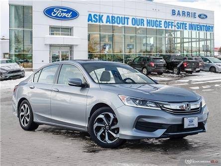 2017 Honda Accord LX (Stk: 6379B) in Barrie - Image 1 of 27