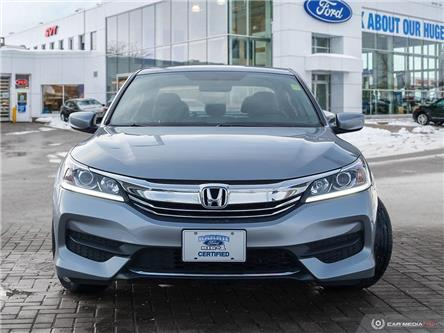 2017 Honda Accord LX (Stk: 6379B) in Barrie - Image 2 of 27
