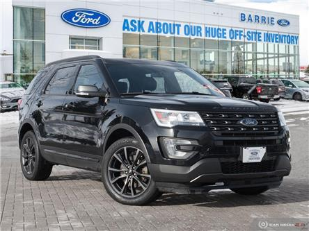 2017 Ford Explorer XLT (Stk: U0022A) in Barrie - Image 1 of 27