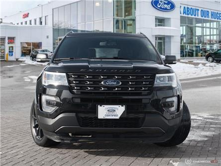 2017 Ford Explorer XLT (Stk: U0022A) in Barrie - Image 2 of 27