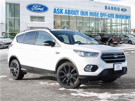 2017 Ford Escape Titanium (Stk: U0017A) in Barrie - Image 1 of 27