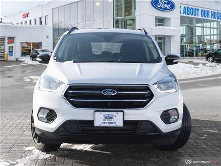 2017 Ford Escape Titanium (Stk: U0017A) in Barrie - Image 2 of 27