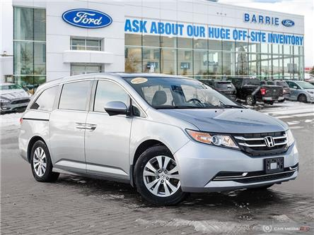 2016 Honda Odyssey EX (Stk: T1108A) in Barrie - Image 1 of 27