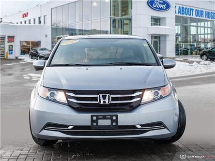 2016 Honda Odyssey EX (Stk: T1108A) in Barrie - Image 2 of 27
