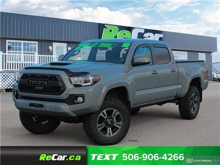 2018 Toyota Tacoma SR5 (Stk: 191398A) in Fredericton - Image 1 of 21