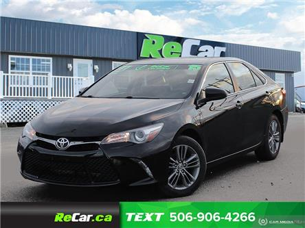 2015 Toyota Camry SE (Stk: 191087B) in Fredericton - Image 1 of 21