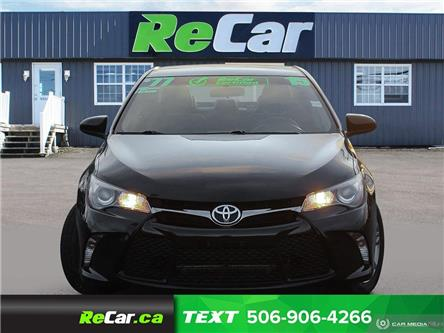 2015 Toyota Camry SE (Stk: 191087B) in Fredericton - Image 2 of 21