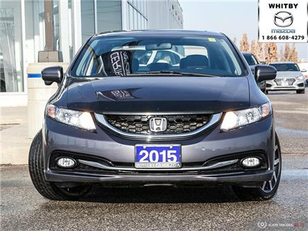 2015 Honda Civic Touring (Stk: 2012A) in Whitby - Image 2 of 27