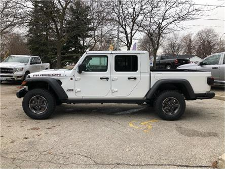 2020 Jeep Gladiator Rubicon (Stk: 204052) in Toronto - Image 2 of 16