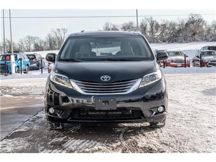 2016 Toyota Sienna XLE AWD 7-Pass V6 6A (Stk: H20033A) in Orangeville - Image 2 of 22