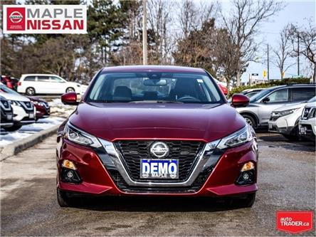 2019 Nissan Altima 2.5 Edition ONE|AWD|Navi|Leather|Remote Starter (Stk: M193002) in Maple - Image 2 of 28