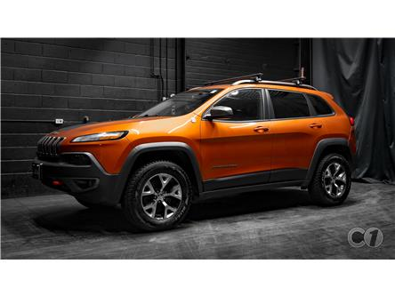 2016 Jeep Cherokee Trailhawk (Stk: CT19-555) in Kingston - Image 2 of 35