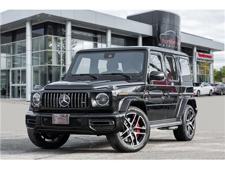 2019 Mercedes-Benz AMG G 63 Base (Stk: 19HMS1409) in Mississauga - Image 1 of 25