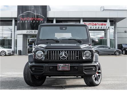 2019 Mercedes-Benz AMG G 63 Base (Stk: 19HMS1409) in Mississauga - Image 2 of 25