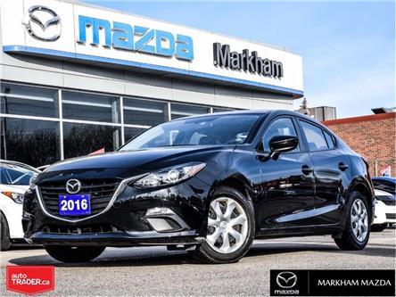 2016 Mazda Mazda3  (Stk: P1937) in Markham - Image 1 of 24