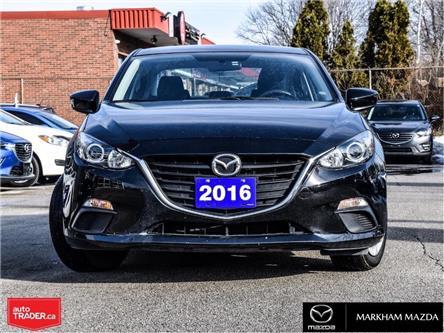 2016 Mazda Mazda3  (Stk: P1937) in Markham - Image 2 of 24