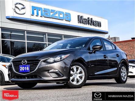 2016 Mazda Mazda3  (Stk: H200037A) in Markham - Image 1 of 26
