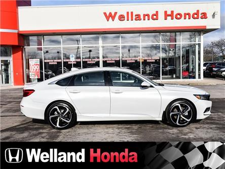 2020 Honda Accord Sport 1.5T (Stk: N20055) in Welland - Image 2 of 25