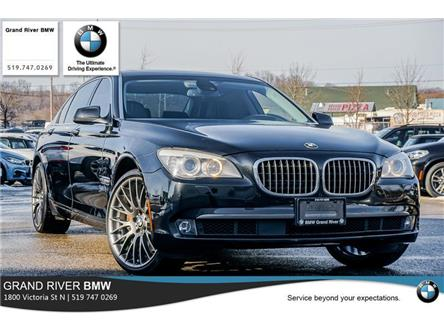 2012 BMW ALPINA B7 xDrive (Stk: 50587D) in Kitchener - Image 1 of 22