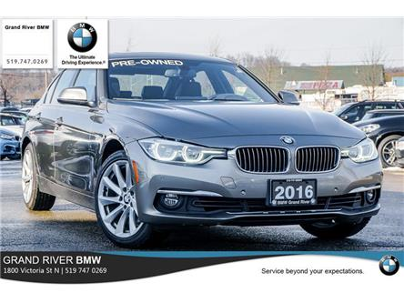 2016 BMW 328i xDrive (Stk: PW5117) in Kitchener - Image 1 of 22