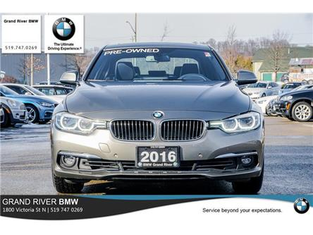 2016 BMW 328i xDrive (Stk: PW5117) in Kitchener - Image 2 of 22