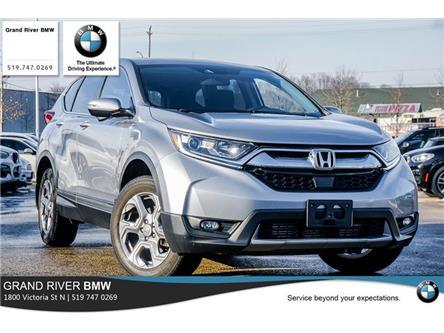 2019 Honda CR-V EX (Stk: PW5166A) in Kitchener - Image 1 of 6