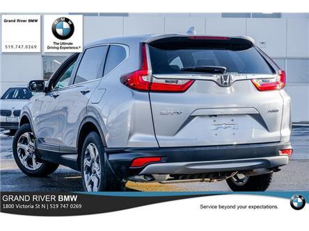 2019 Honda CR-V EX (Stk: PW5166A) in Kitchener - Image 2 of 6