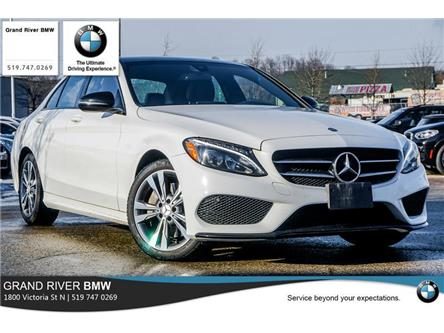 2017 Mercedes-Benz C-Class Base (Stk: T34427A) in Kitchener - Image 1 of 22
