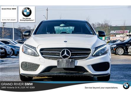 2017 Mercedes-Benz C-Class Base (Stk: T34427A) in Kitchener - Image 2 of 22