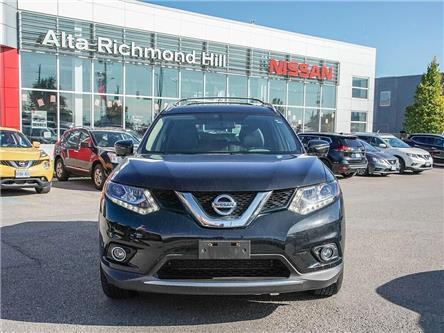 2016 Nissan Rogue SL Premium (Stk: RU2757) in Richmond Hill - Image 2 of 24