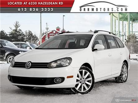 2013 Volkswagen Golf 2.0 TDI Highline (Stk: 5966) in Stittsville - Image 1 of 27
