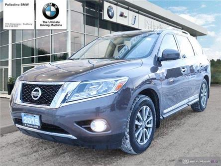 2015 Nissan Pathfinder SL (Stk: U0115) in Sudbury - Image 1 of 21