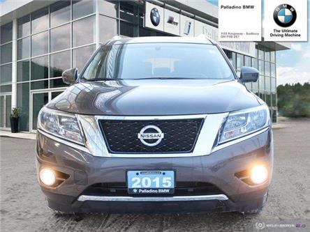 2015 Nissan Pathfinder SL (Stk: U0115) in Sudbury - Image 2 of 21