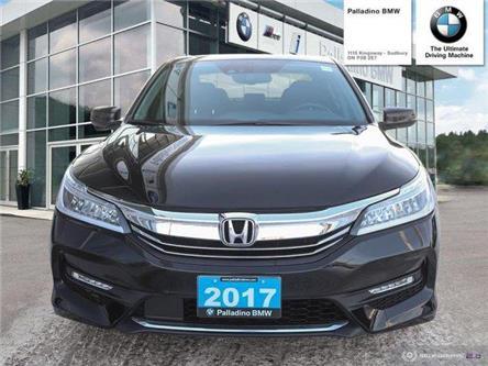 2017 Honda Accord Touring (Stk: U0120) in Sudbury - Image 2 of 22