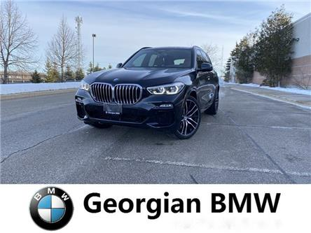 2019 BMW X5 xDrive50i (Stk: P1589) in Barrie - Image 1 of 13