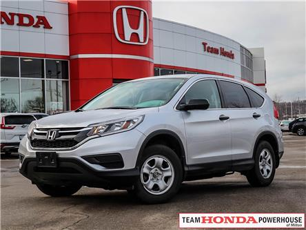 2015 Honda CR-V LX (Stk: D114A) in Milton - Image 1 of 24