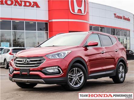 2017 Hyundai Santa Fe Sport  (Stk: 191264A) in Milton - Image 1 of 30