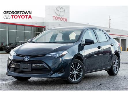 2018 Toyota Corolla LE (Stk: 18-76665GT) in Georgetown - Image 1 of 19