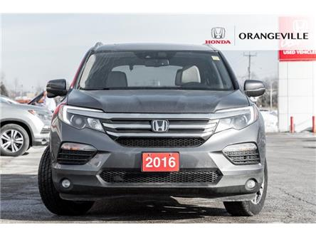 2016 Honda Pilot EX-L Navi (Stk: U3298) in Orangeville - Image 2 of 21