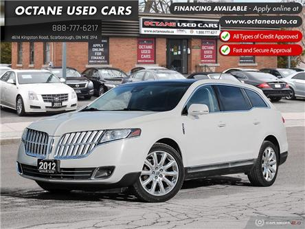 2012 Lincoln MKT Base (Stk: ) in Scarborough - Image 1 of 27