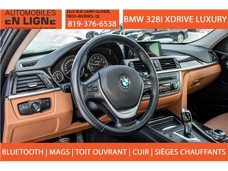 2014 BMW 328i xDrive (Stk: R83543) in Trois Rivieres - Image 2 of 34
