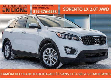 2017 Kia Sorento 2.0L LX Turbo (Stk: 330086) in Trois Rivieres - Image 1 of 34