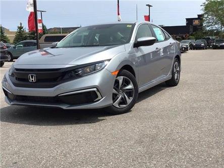 2020 Honda Civic LX (Stk: 20386) in Barrie - Image 1 of 21