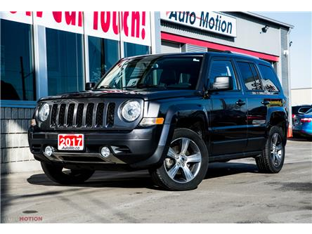 2017 Jeep Patriot Sport/North (Stk: T91320) in Chatham - Image 1 of 24